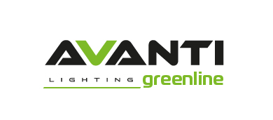 avanti lighting greenline logo