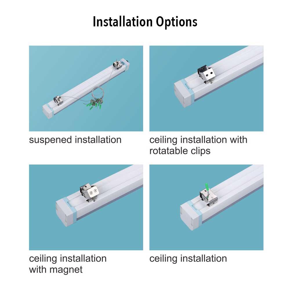 Nano-installation-options