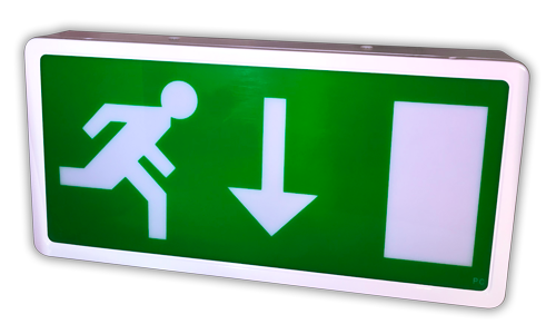 Exit-Box-Avanti Lighting