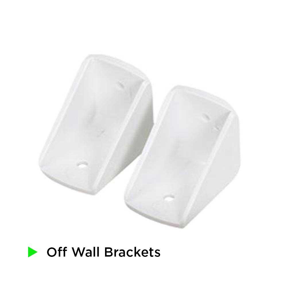 Flexi-Off-Wall-Brackets