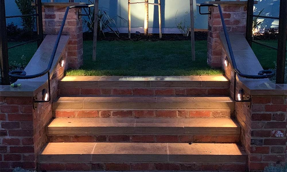 Hotel-Indigo-Garden-Steps-Lighting