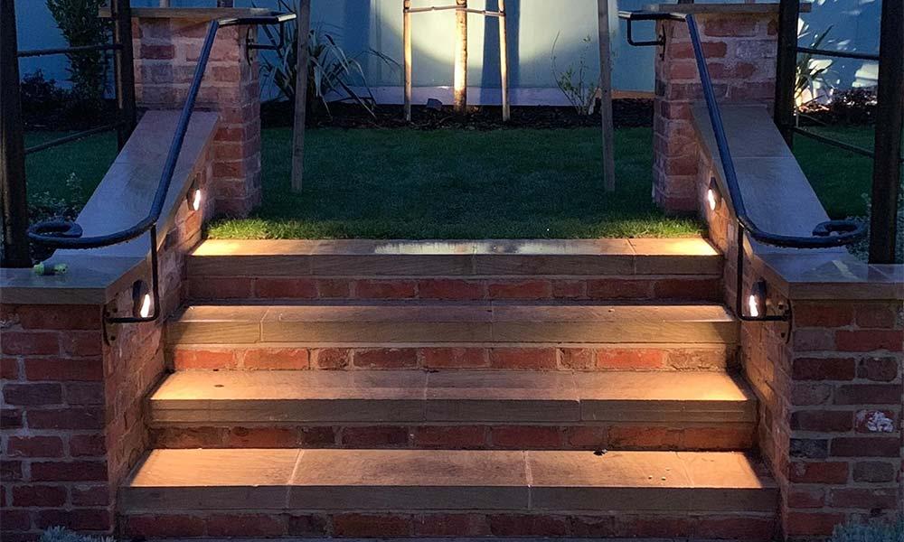 Hotel-Indigo-Garden-Steps-Lighting